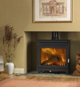 Wakerley wood burning stove