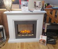 Sorento fireplace